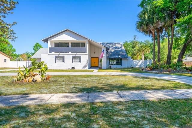 160 Tarpon Circle, Winter Springs, FL 32708 (MLS #O5936517) :: The Figueroa Team