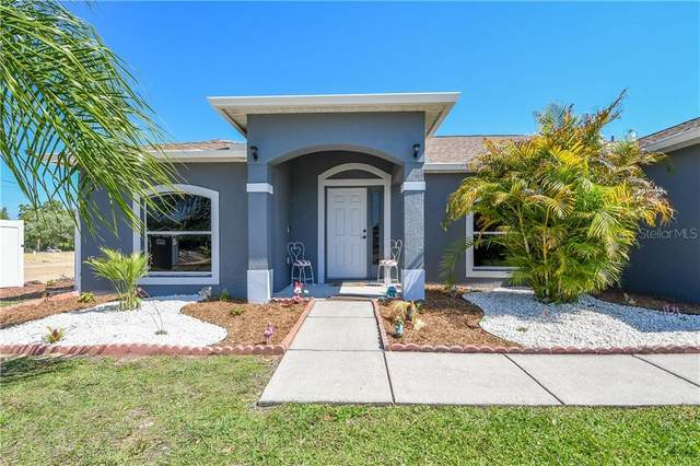 501 Peace Way, Poinciana, FL 34759 (MLS #O5936522) :: Griffin Group