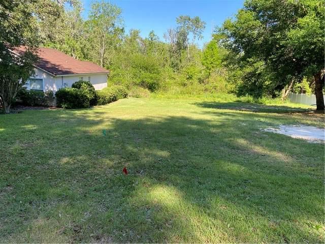 33 Forest Lane Lot 5, Eustis, FL 32726 (MLS #O5936526) :: Armel Real Estate