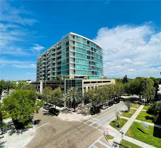 101 S Eola Drive #913, Orlando, FL 32801 (MLS #O5936539) :: Premier Home Experts