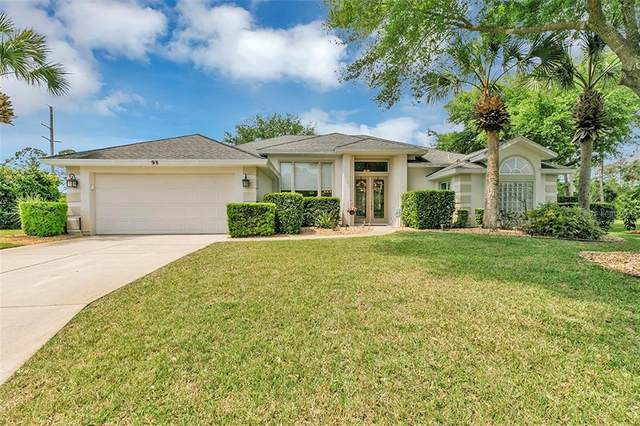 98 Bay Lake Drive, Ormond Beach, FL 32174 (MLS #O5936570) :: Florida Life Real Estate Group