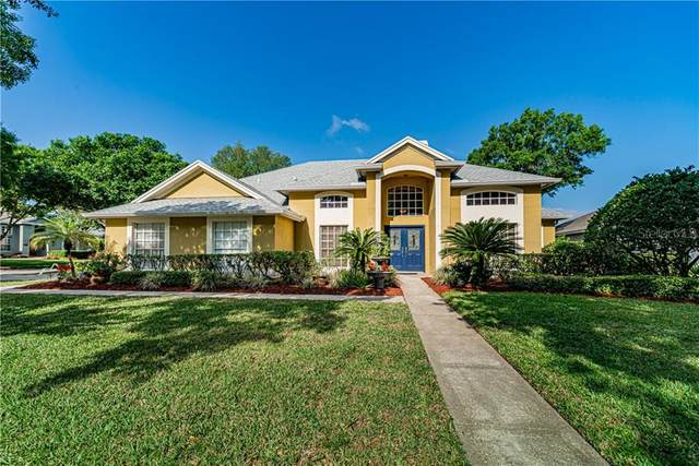 916 Wild Cherry Court, Lake Mary, FL 32746 (MLS #O5936644) :: Bustamante Real Estate