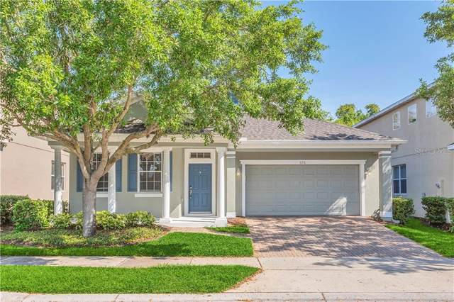 676 Legacy Park Drive, Casselberry, FL 32707 (MLS #O5936669) :: Florida Life Real Estate Group
