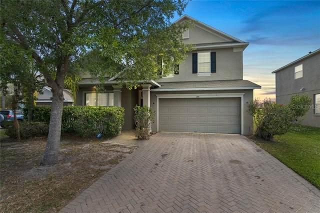 209 Spring Leap Circle, Winter Garden, FL 34787 (MLS #O5936714) :: Zarghami Group