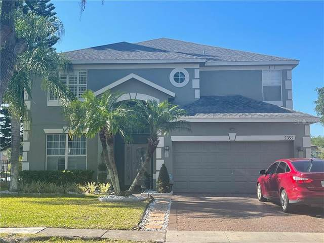 5355 Tortuga Drive, Orlando, FL 32837 (MLS #O5936765) :: Griffin Group