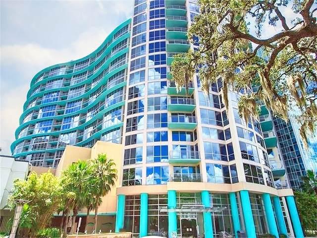 322 E Central Boulevard #1811, Orlando, FL 32801 (MLS #O5936796) :: Premier Home Experts