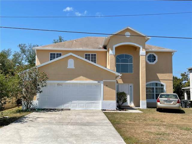 1812 Bering Road, Poinciana, FL 34759 (MLS #O5936849) :: Gate Arty & the Group - Keller Williams Realty Smart