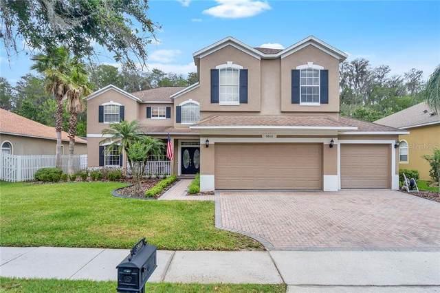 5800 Lake Melrose Drive, Orlando, FL 32829 (MLS #O5936900) :: Everlane Realty