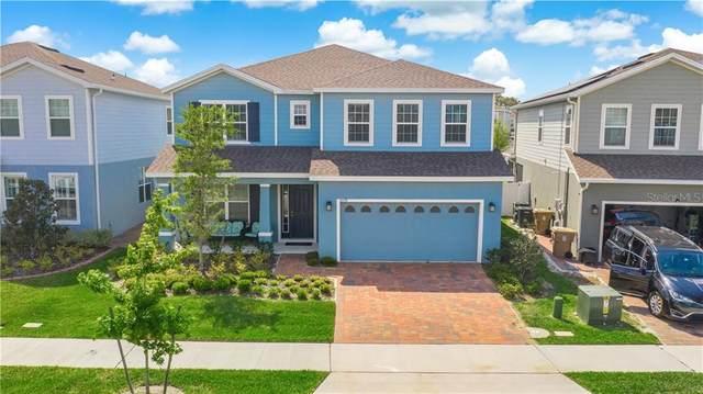 4379 Silver Creek Street, Kissimmee, FL 34744 (MLS #O5936930) :: Frankenstein Home Team