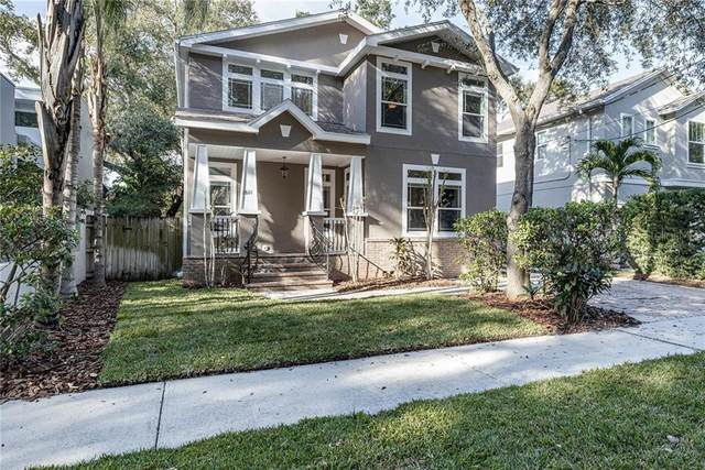 2801 W Thornton Avenue 1/2, Tampa, FL 33611 (MLS #O5936951) :: The Kardosh Team