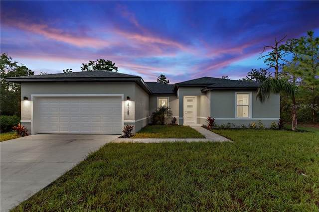 358 Elderberry Court, Poinciana, FL 34759 (MLS #O5936981) :: Everlane Realty