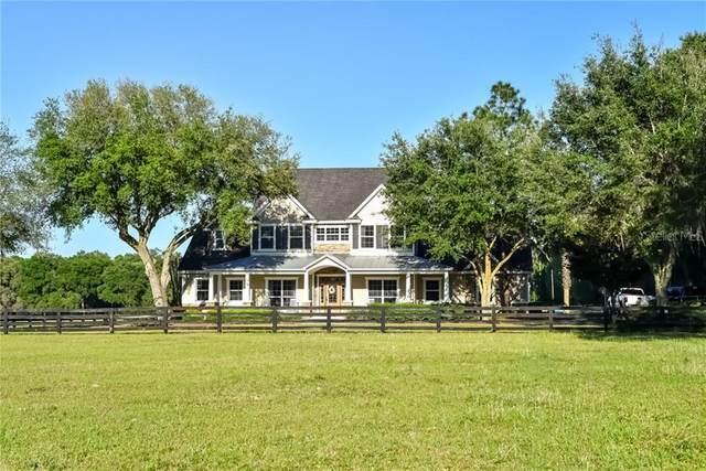 35520 Timbertop Lane, Fruitland Park, FL 34731 (MLS #O5937105) :: Century 21 Professional Group