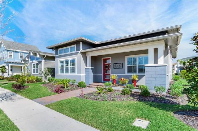 8451 Modiano Street, Orlando, FL 32827 (MLS #O5937156) :: Everlane Realty