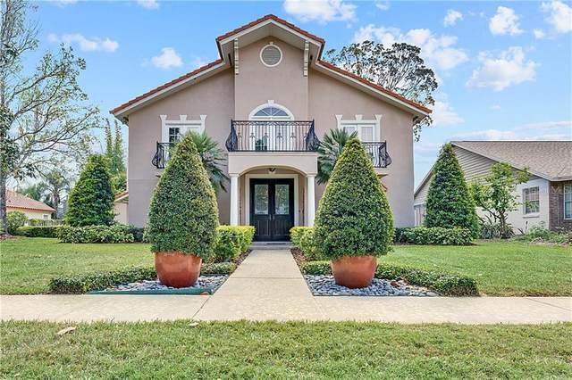 4121 E Danby Court, Winter Springs, FL 32708 (MLS #O5937171) :: Aybar Homes