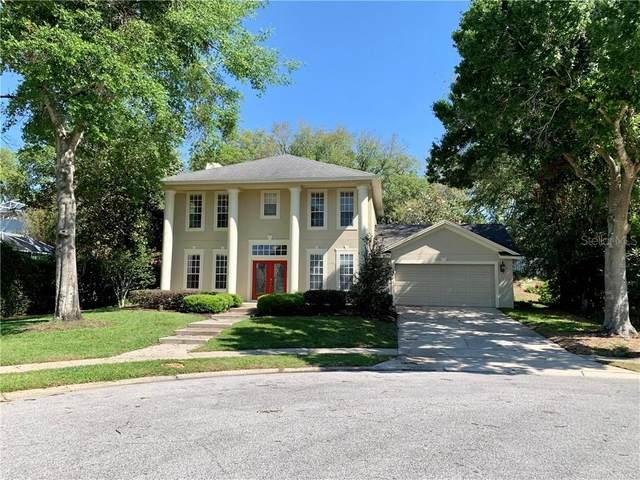 7925 Canyon Lake Circle, Orlando, FL 32835 (MLS #O5937228) :: Keller Williams Realty Select