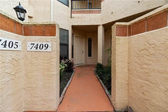 7409 Sugar Bend Drive #7409, Orlando, FL 32819 (MLS #O5937247) :: Armel Real Estate