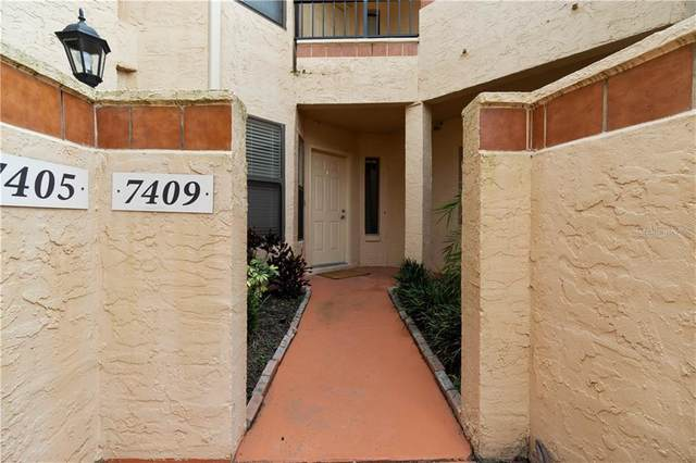 7409 Sugar Bend Drive #7409, Orlando, FL 32819 (MLS #O5937247) :: Keller Williams Realty Select