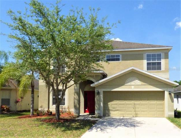 7189 Cedarcrest Boulevard, Lakeland, FL 33810 (MLS #O5937283) :: Everlane Realty