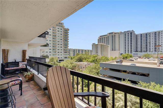 530 E Central Boulevard #604, Orlando, FL 32801 (MLS #O5937293) :: Florida Life Real Estate Group