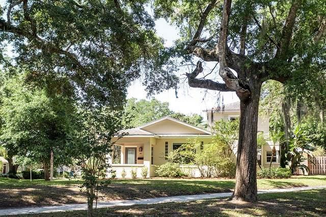 143 Wisteria Avenue, Orlando, FL 32806 (MLS #O5937306) :: Everlane Realty