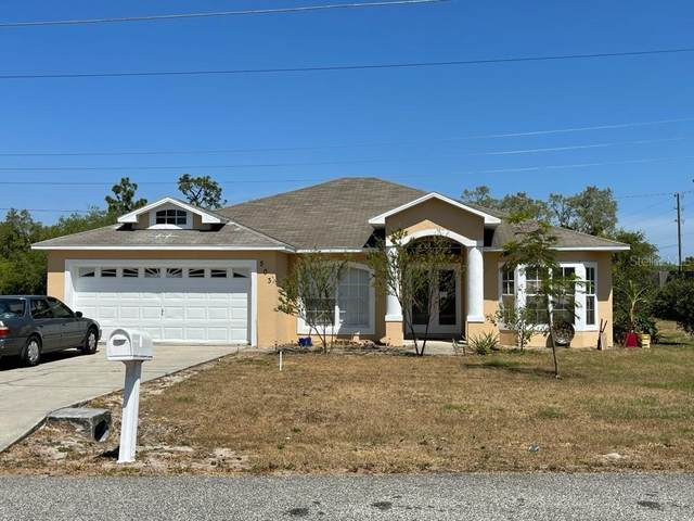 503 Peace Drive, Poinciana, FL 34759 (MLS #O5937331) :: Gate Arty & the Group - Keller Williams Realty Smart