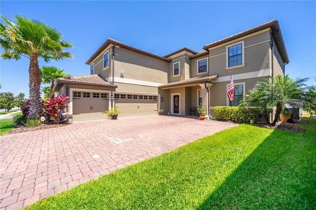 1319 1319 GLENEAGLE LANE Lane, Champions Gate, FL 33896 (MLS #O5937344) :: RE/MAX Local Expert