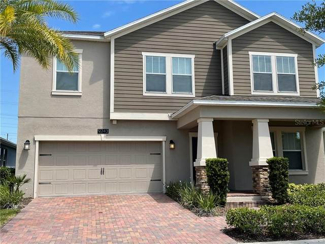 9743 Pecan Hickory Way, Orlando, FL 32832 (MLS #O5937357) :: The Robertson Real Estate Group