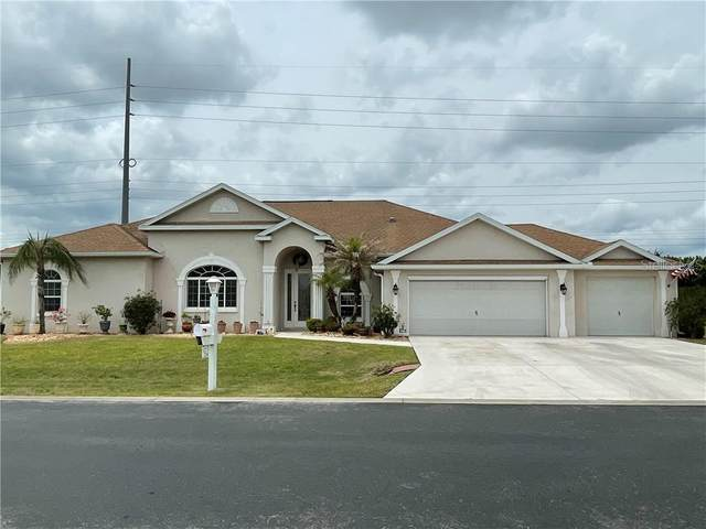 2260 NW 59TH Terrace, Ocala, FL 34482 (MLS #O5937390) :: Rabell Realty Group