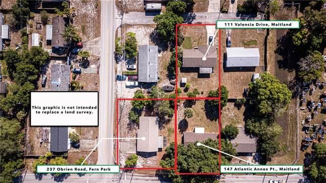 111 Valencia Drive, Maitland, FL 32751 (MLS #O5937405) :: Bob Paulson with Vylla Home
