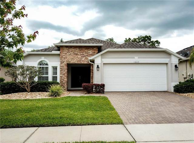 1603 Balsam Willow Trail, Orlando, FL 32825 (MLS #O5937422) :: The Paxton Group