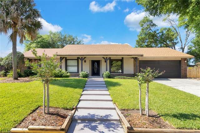 7262 Cherry Laurel Drive, Orlando, FL 32835 (MLS #O5937440) :: Premium Properties Real Estate Services