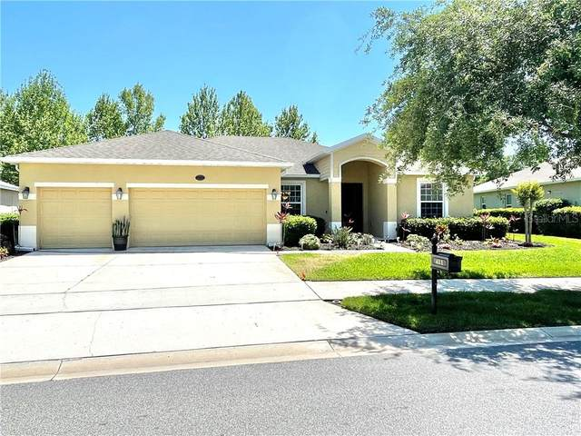 411 E Victoria Trails Boulevard, Deland, FL 32724 (MLS #O5937469) :: Everlane Realty