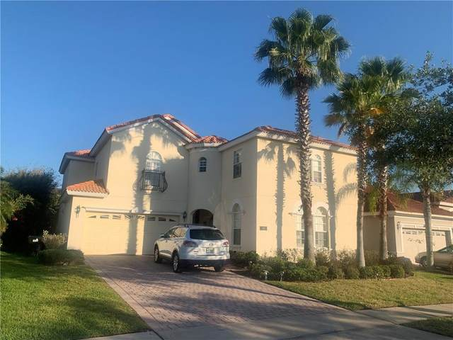 1013 Via Tivoli Court, Windermere, FL 34786 (MLS #O5937508) :: The Kardosh Team