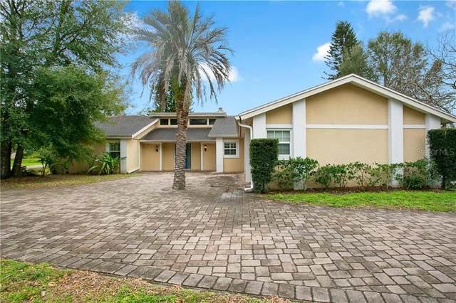1219 Deer Run Drive, Winter Springs, FL 32708 (MLS #O5937513) :: Aybar Homes
