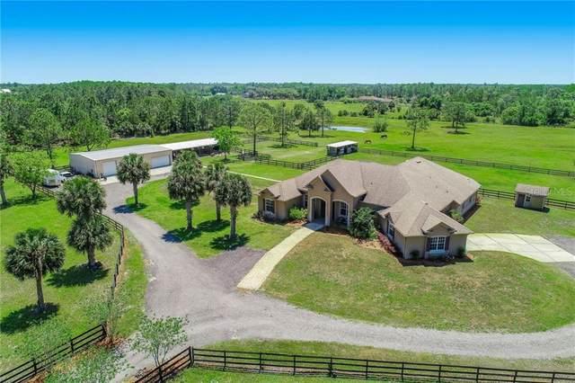 601 Willow Pond Lane, Osteen, FL 32764 (MLS #O5937516) :: Everlane Realty