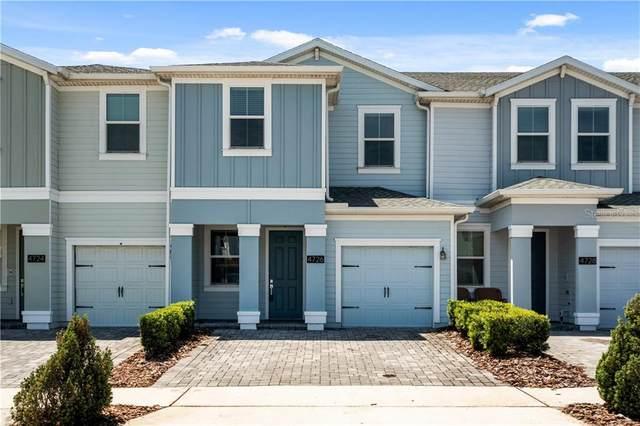 4726 Tribute Trail, Kissimmee, FL 34746 (MLS #O5937607) :: Aybar Homes