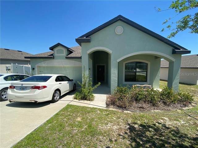 812 Laurel View Way, Groveland, FL 34736 (MLS #O5937646) :: Premium Properties Real Estate Services