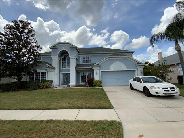 3163 Hanging Moss Circle, Kissimmee, FL 34741 (MLS #O5937700) :: Aybar Homes