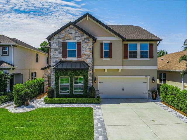 584 Seven Oaks Boulevard, Winter Springs, FL 32708 (MLS #O5937706) :: Aybar Homes
