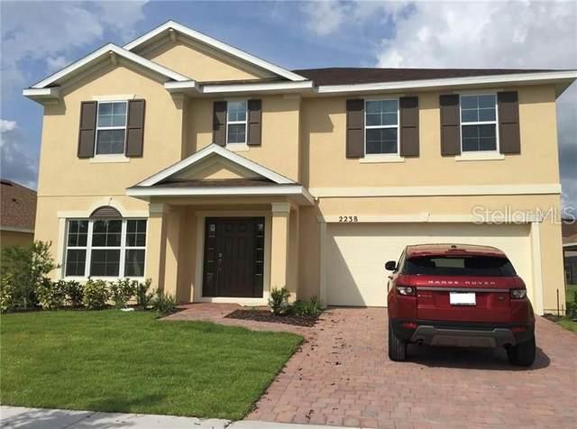 2238 Waukegan Drive, Kissimmee, FL 34758 (MLS #O5937727) :: Everlane Realty