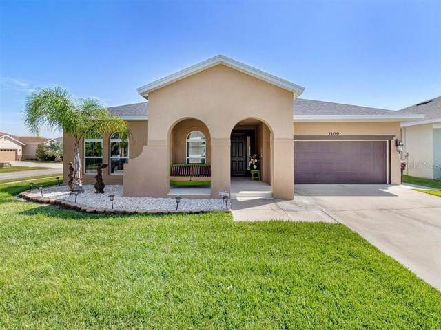 3109 Bass Boat Way, Kissimmee, FL 34746 (MLS #O5937809) :: The Paxton Group