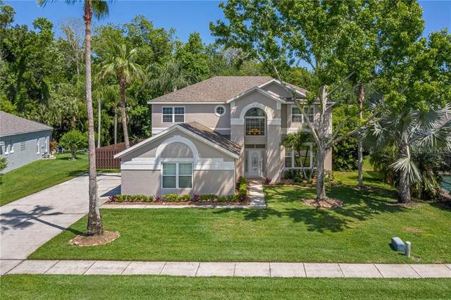 502 Saddlewood Lane, Winter Springs, FL 32708 (MLS #O5937824) :: GO Realty