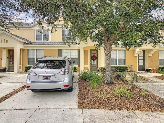2550 Maneshaw Lane, Kissimmee, FL 34747 (MLS #O5937904) :: The Paxton Group