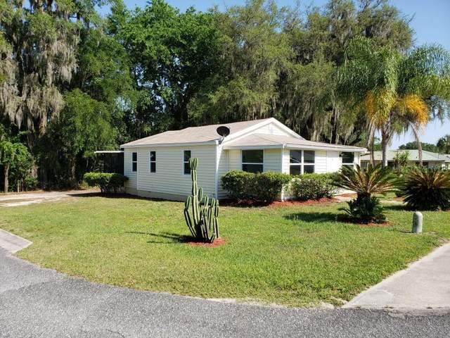 306 N Warfield Avenue, Wildwood, FL 34785 (MLS #O5937907) :: Premium Properties Real Estate Services