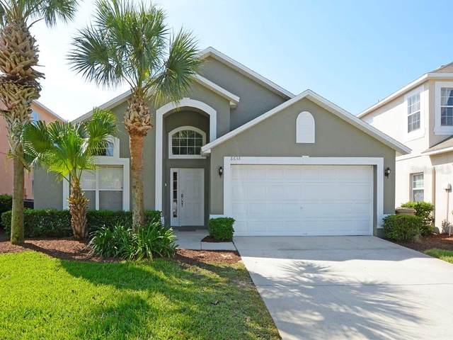 8638 La Isla Drive, Kissimmee, FL 34747 (MLS #O5937913) :: The Paxton Group