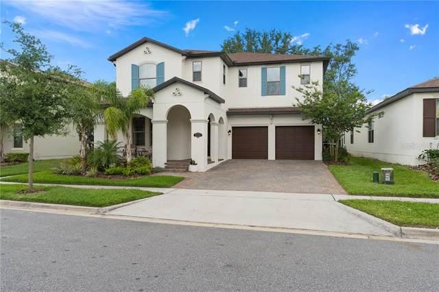 8236 Procida Isle Lane, Windermere, FL 34786 (MLS #O5937931) :: The Hustle and Heart Group