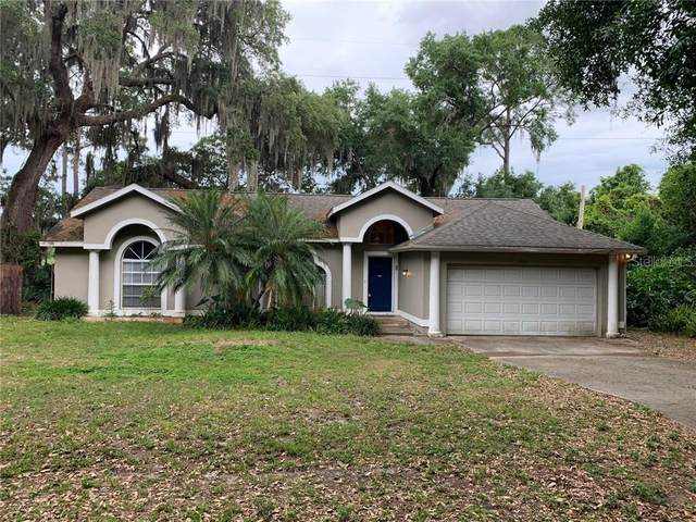 2163 Fireside Road, Deltona, FL 32738 (MLS #O5937956) :: Coldwell Banker Vanguard Realty