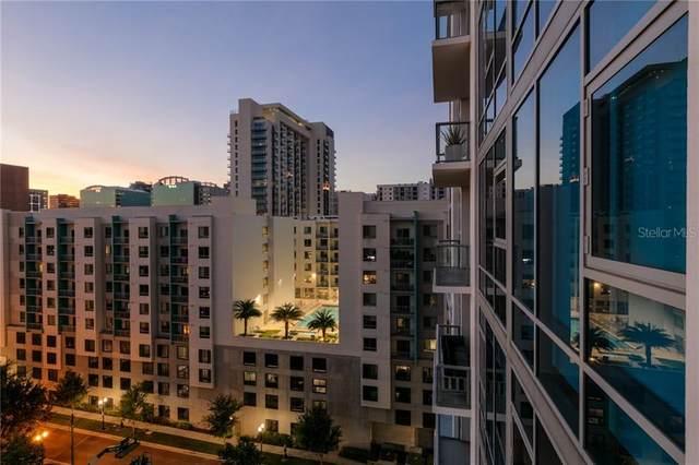 100 S Eola Drive #120, Orlando, FL 32801 (MLS #O5937979) :: GO Realty