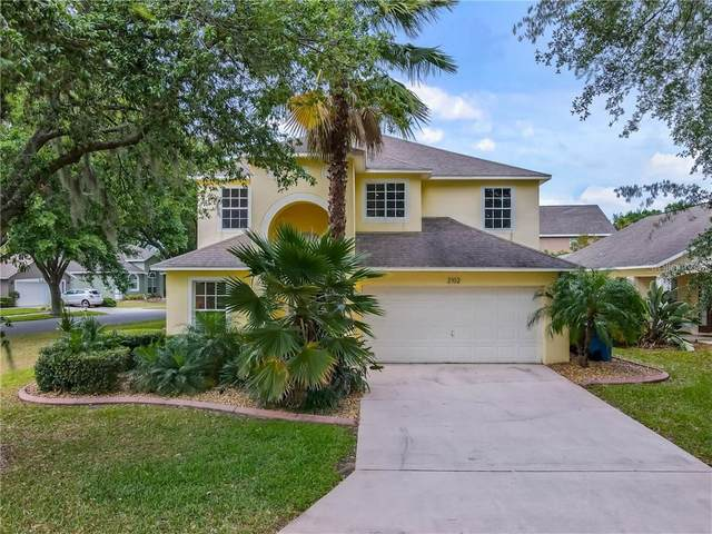 2102 Mallory Circle, Haines City, FL 33844 (MLS #O5937981) :: Gate Arty & the Group - Keller Williams Realty Smart