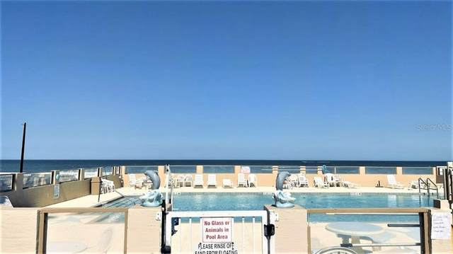 2043 S Atlantic Avenue #609, Daytona Beach Shores, FL 32118 (MLS #O5937983) :: Visionary Properties Inc